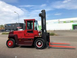 forklift Hyster H12.00XL 1991