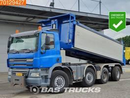 tipper truck > 7.5 t Ginaf X4243 TS 8X4 Tipper + Mixer Euro 5 NL-Truck 2009