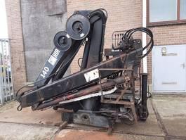 ladekran Hiab 140 2x hydr. uitschuifbaar 1994
