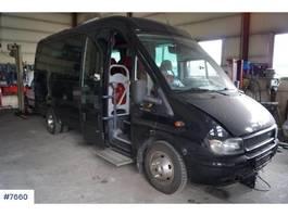 taxi bus Ford 430L Bambino minibus 16 + 1 2006
