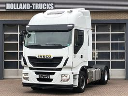 cab over engine Iveco Stralis AS440S46 - 2 Tanks - Intarder 2014