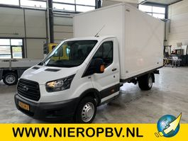closed box lcv < 7.5 t Ford Transit transit bakwagen airco 2017