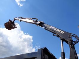 Crane truck part Hiab 102-S + MAX. 3900 KG 1999
