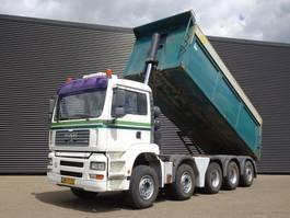 tipper truck > 7.5 t MAN TGA 35.430 10x4 TIPPER / NL TRUCK! 2005