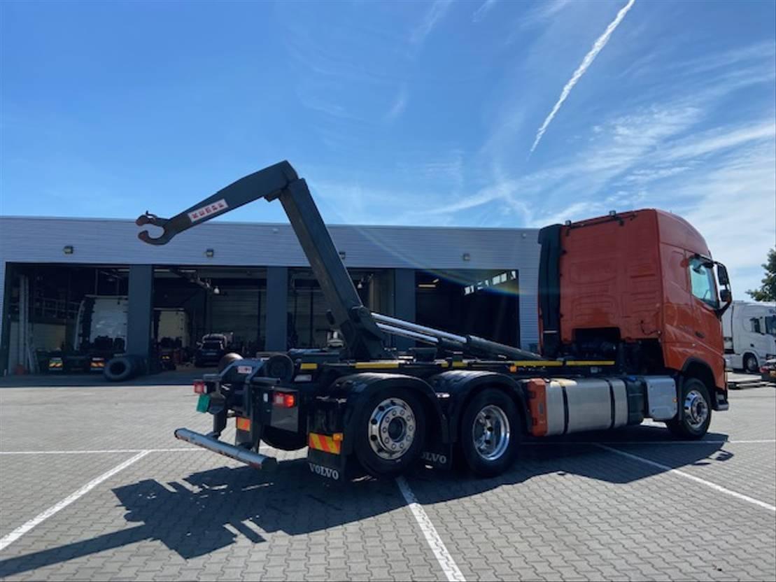 kontejnerové vozidlo Volvo FH 500 6X2*4 VDL HOOKLIFT 2017