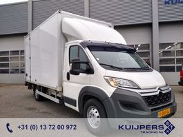 closed lcv Citroen Jumper 35 2.0 BlueHDi / Box / Loadlift / New engine! / APK TUV 2017
