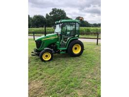 mini - compact - garden tractor John Deere 3320