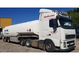 Tankauflieger Volvo FH 13-480 6x2 + fuel trailer 41000 Liter Benzin Fuel Diesel ADR Pomp 2007