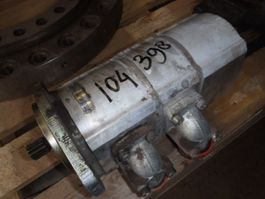 hydraulic system equipment part Haldex 1830384