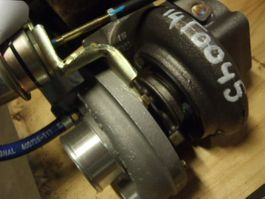 engine equipment part Garrett GT2052
