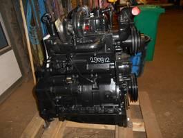 engine equipment part Sisu 320.81 (Case Steyr)
