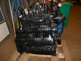 engine part equipment Sisu 320.81 (Case Steyr)