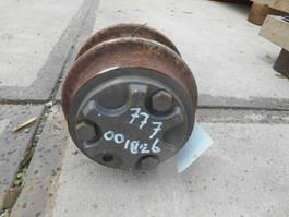 drive shafts equipment part Fiat Kobelco E215