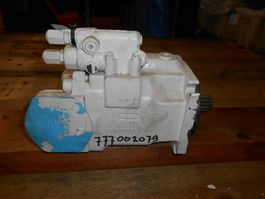 hydraulic system equipment part Terex Unknown