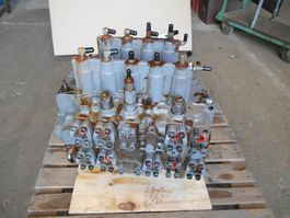 hydraulic system equipment part Toshiba UA36-100