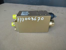 hydraulic system equipment part Bucher ESV-16-B-SND-5,5-SV400-V-A1-H24 2020