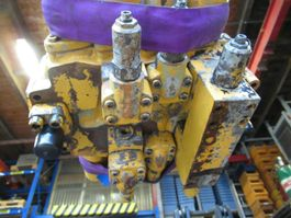 hydraulic system equipment part Linde 663/7559