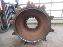 tyres equipment part Bomag BC572RB