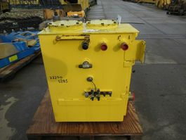 cabine equipment part New Holland Kobelco E215