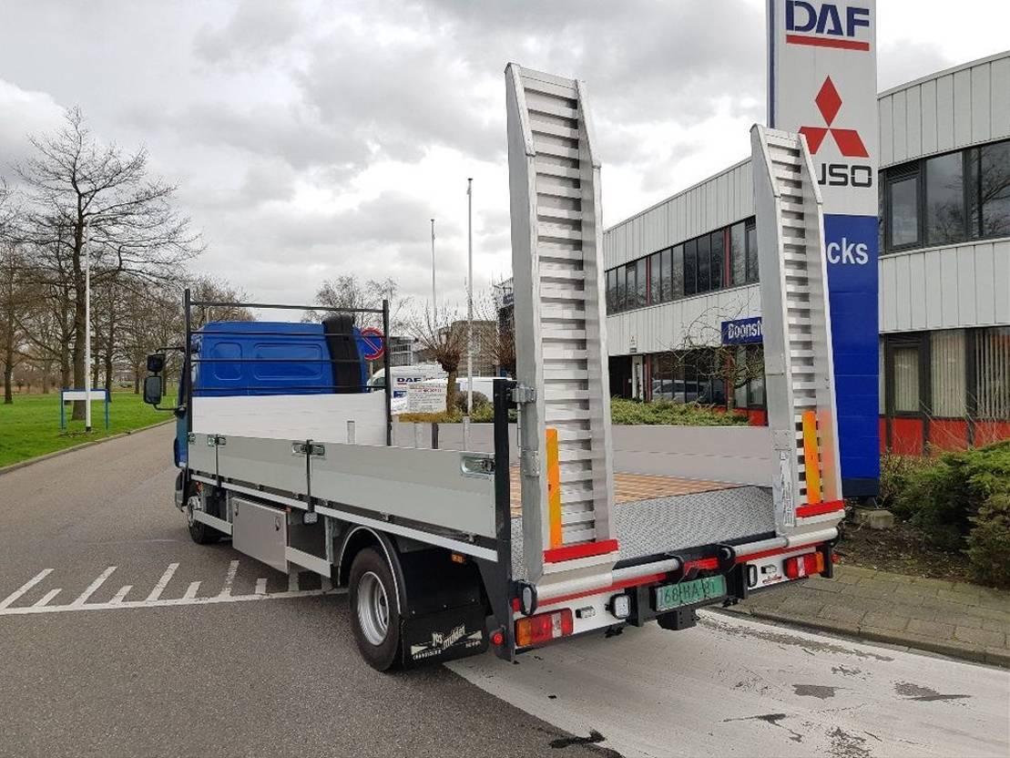 closed box truck > 7.5 t DAF LF 45.12.180 2012