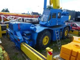rough terrain crane Tadano TR 600 XL 1999