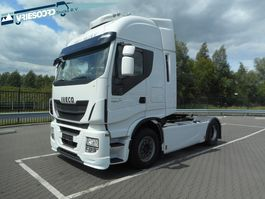 cab over engine Iveco Stralis AS 480 Intarder 2015