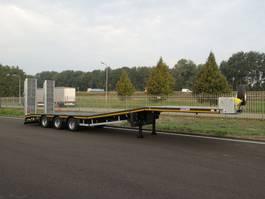 semi lowloader semi trailer Faymonville MAXtrailer MAX100-N-3BA-9.30-U  (heftafel en opritten) 2020