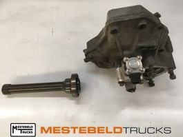 Hydraulic system truck part Mercedes-Benz PTO NH2