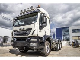 cab over engine Iveco TRAKKER AT720T/P 500 - EURO 6 + HYDR. 2014
