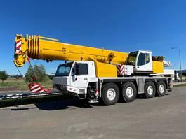 all terrain cranes Tadano Faun ATF 90G-4 90 Tonne 8x6x8 All Terrain Crane 2009