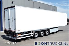 refrigerated semi trailer Chereau CSD3 -  NEW/UNREGISTERED | DOUBLE STOCK * TAILLIFT * FULL OPTION 2020