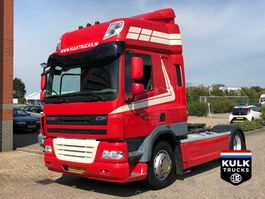 cab over engine DAF CF 85 410 Space Cab / Full Spoiler NL TRUCK / NEW TYRES 2013