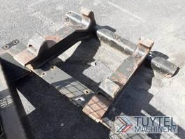 digger bucket Verachtert SW2007/08 koppelplaat snelwissel aanlasoren quick