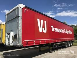 sliding curtain semi trailer Schmitz Cargobull Oplegger Schuifzeil Standard 2015