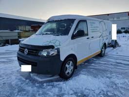 closed lcv Volkswagen Transporter 2011