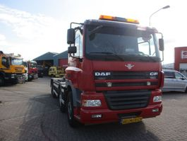 container truck DAF 85 CF 380 EURO 3 8X2 HOLLAND TRUCK 2004