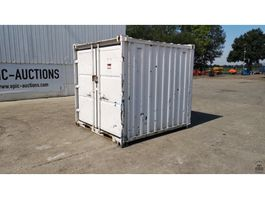 hard top shipping container 8ft Container 2013
