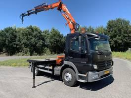 crane truck Mercedes Benz ATEGO 1329 L 2008