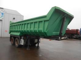 Kipper Auflieger Leciñena UNUSED - 2 axles tipper - steel susp - drum brakes - 18 m³ 2019