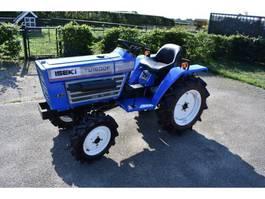 mini - compact - garden tractor Iseki TU1600F