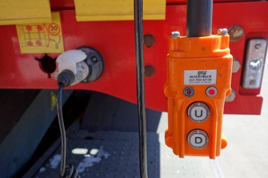 Tieflader Auflieger Faymonville Multimax Multi-Z-3L-A 2013