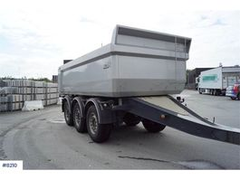 other full trailers Nor-Slep 3 Axle tipping trailer 2015