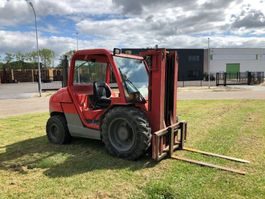 all terrain forklift Manitou MH25-4 2004
