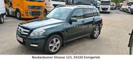 all-terrain vehicle Mercedes Benz GLK-Klasse GLK 350 CDI 4-Matic