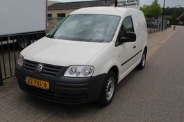 vcl cerrado Volkswagen CADDY 51 KW BESTEL 2,0 SDI 2008