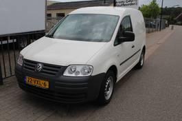 zavřené lehké užitkové vozidlo Volkswagen CADDY 51 KW BESTEL 2,0 SDI 2008
