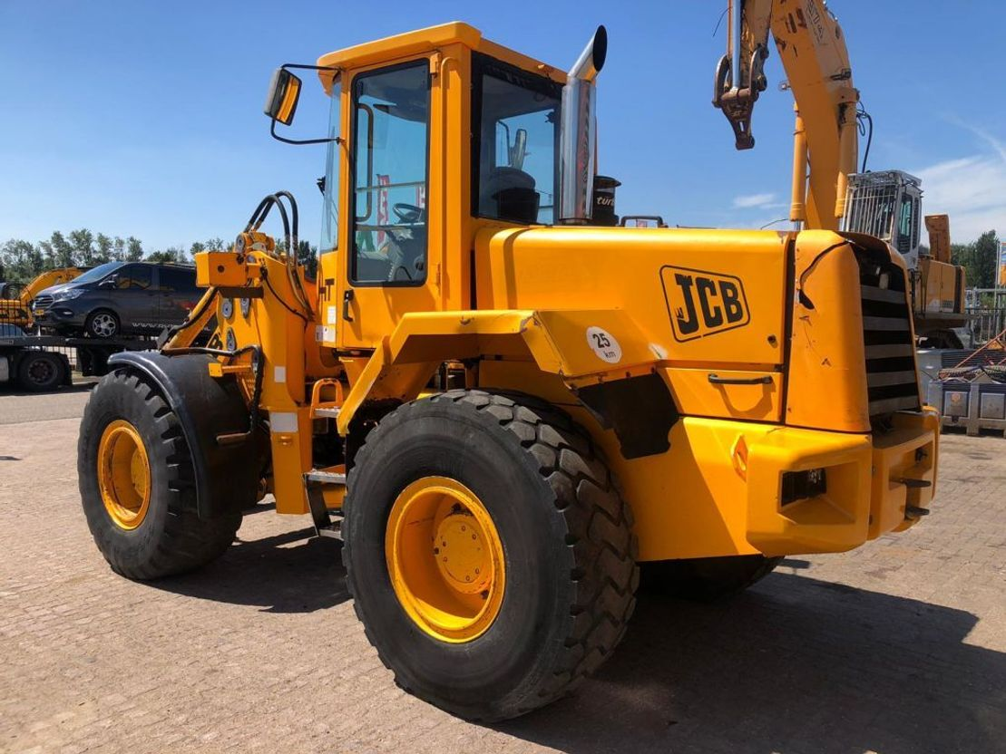 wheel loader JCB 426 1995