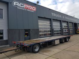 drop side full trailer Floor FLA 10 181 A 1995