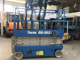 scissor lift wheeld Genie gs2632