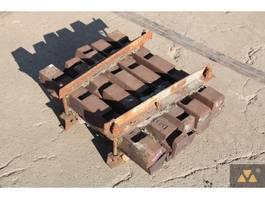 other equipment part Parker 700x450 Wedge set